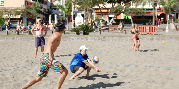 Our Tenerife Beach Volleyball Camp