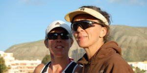 Denise Austin & Mo Glover